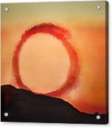 Wheel In The Sky Acrylic Print