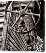 Wheel Of Labor  Acrylic Print