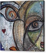 When I See All That Is Before Me Acrylic Print