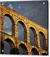 When In Segovia Acrylic Print
