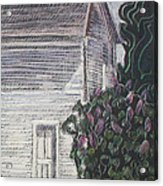 When Lilacs Last... Acrylic Print