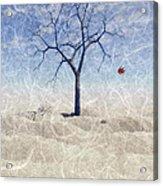 When The Last Leaf Falls... Acrylic Print