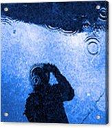 When The Rain Comes Acrylic Print