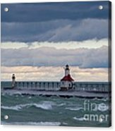 When The Wind Blows Acrylic Print