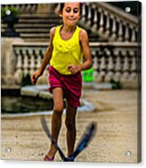 When We Were Young.. Acrylic Print