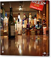 Where Everyone Knows Your Name Acrylic Print