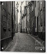 Where Have All The People Gone 3 Acrylic Print
