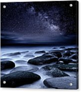 Where No One Has Gone Before Acrylic Print