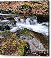 Where The River Flows Acrylic Print