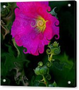 Whimsical Delight Acrylic Print