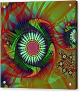 Whirligigs Acrylic Print