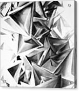 Whirlstructure II Acrylic Print