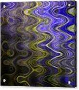 Whirly Whirls 1 Acrylic Print