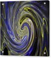 Whirly Whirls 8 Acrylic Print