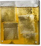 Whiskey Acrylic Print