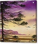 Whisper Of Dawn Acrylic Print
