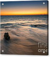Whisper Of The Waves  Acrylic Print