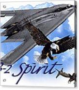 Whispering Spirit Acrylic Print
