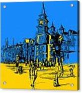 Whistler Art 002 Acrylic Print