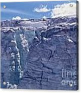 Whistler Glaciers Sc125-05 Acrylic Print