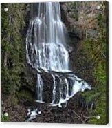 Whistler Waterfalls - Alexander Falls Acrylic Print
