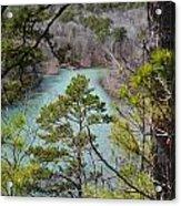 Whistling Pines Acrylic Print