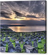 Whitby Graves Acrylic Print