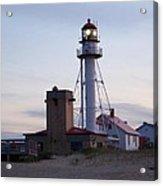 White Fish Point Lighthouse Acrylic Print