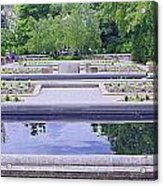 White River Gardens Acrylic Print