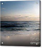 White Sands Acrylic Print by Jeffery Fagan