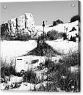 White Sands National Monument-127 Acrylic Print