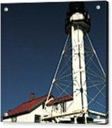 Whitefish Point Light Station Acrylic Print