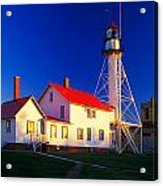 Whitefish Point Lighthouse Acrylic Print