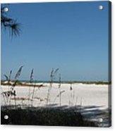 Whitesand Beach Acrylic Print
