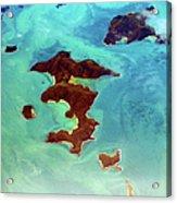 Whitsunday Islands Acrylic Print