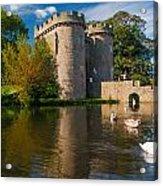 Whittington Castle Acrylic Print