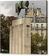 Who Is This Foch? Acrylic Print