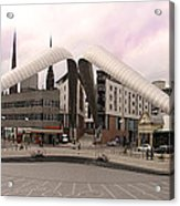 Whittle Arch Coventry Acrylic Print