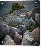Wichita Mountains Acrylic Print