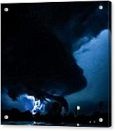 Wicked Supercell Acrylic Print