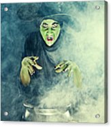 Wicked Witch  Acrylic Print