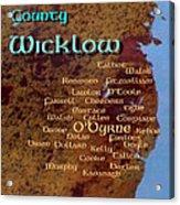 Wicklow Families Acrylic Print