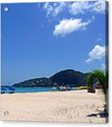 Wifi In Paradise - Hotspot Redefined Acrylic Print