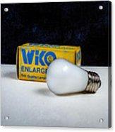 Wiko Enlarger Lamp Acrylic Print