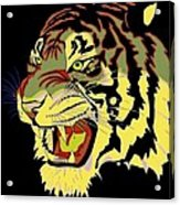 Wild At Heart Shere Khan Acrylic Print