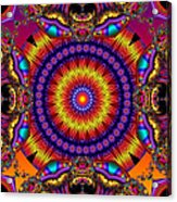 Wild Card Acrylic Print