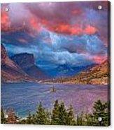 Wild Goose Island Overlook September Sunrise Acrylic Print