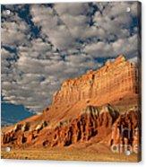 Wild Horse Butte Goblin Valley Utah Acrylic Print