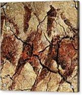 Wild Horses - Cave Art Acrylic Print