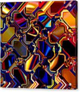 Wild Light Window Acrylic Print